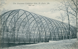 USA SAINT LOUIS / The Lousiana Exhibition 1904, Bird-cage / - St Louis – Missouri