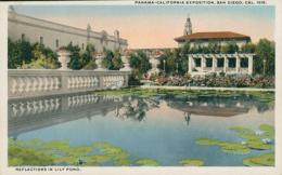 USA SAN DIEGO / Panama-California Exposition / CARTE COULEUR - San Diego