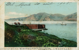 USA SAN FRANCISCO / Fort Point / CARTE COULEUR - San Francisco