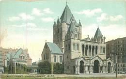 BOSTON - Trinity Church - Boston