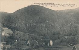 Chateauneuf Les Bains Mines Argentiferes Village Le Got Manzat 63 Puy-de-Dôme France - Autres Communes