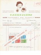 MECHELEN 1941 - MALTOMALTINE - Gevitamineerden Dietetische En Gemineraliseerde Moutprodukten - Bélgica