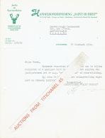 "OOSTERBEEK 1954 - HANDELSONDERNEMING ""SAINT-HUBERT"" - Jacht- En Sportartikelen - Pays-Bas"