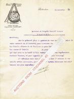 ROTTERDAM 1920 - N.L. VAN DER HOEFF - Fabriek Van Mecanische Ladders - Pays-Bas