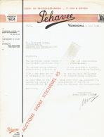 VEENENDAAL 1938 - PEHAVEE - Sajet- En Tricotagefabriek - Pays-Bas