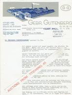 VELBERT 1938 - GEBR. GLITTENBERG - Fitting-werk Temper-und Grauguss-giesserei - Allemagne
