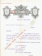 Brief 1904 - WIEN -  VIENNE - C. ANGERER & GÖSCHL - Photochemigraphen - Hofkunstanstalt - Austria