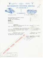 VLAARDINGEN 1956 - J.M. ZWERVER - ROTTERDAMSCHE MARAGARINE INDUSTRIE - België