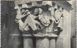Soria - Detalle Capitel De San Juan De Duero - Soria