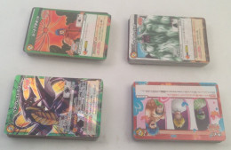 Toriko : 100 Japanese Trading Cards - Trading Cards