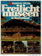 HB Bildatlas Spezial 1982  -  Freilichtmuseen In Deutschland - Revues & Journaux