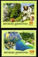 MK 2016-755-6 EUROPA CEPT, MAKEDONIA, 1 X 2v, MNH - Mazedonien
