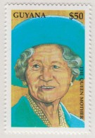 Queen Mother, Royal Royalty MNH Guyana - Famous Ladies