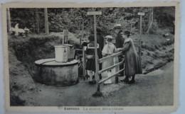 Banneux:la Source Miraculeuse,animée Avec Une Famille - Stoumont