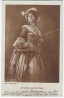 """Russia 1927 Theatre Theater Teatro Zinaida Jurjevskaja Or Yurievskaya, Soprano Opera """"Cosi Fan Tutte"""" By Mozart Composer - Oper"""