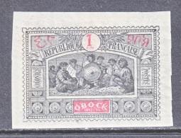 OBOCK  46  * - Unused Stamps