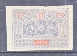 OBOCK  57    * - Unused Stamps