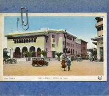 MAROC - CASABLANCA - L´HOTEL DES POSTES - Casablanca