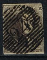 Oblitéré. - 1849 Epaulettes