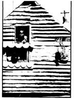 (679) Australia - Native Children In House - Aborigènes