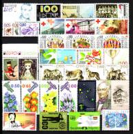 BULGARIA  BULGARIE -  2015 - Anne Complete - 34 Tim.16 + Bl-feuillets + 1 Carnet - Sammlungen (ohne Album)