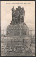 2623 - Alte Ansichtskarte - Reims Monument Aux Morts De LÀrmee Noire N. Gel. Kriegerdenkmal - Reims