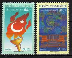 Turkey 2005 The 85th Anniversary Of The National Sovereignty.MNH - 1921-... Republik