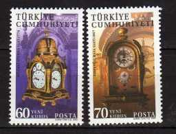 Turkey 2005 Clocks.MNH - 1921-... Republik