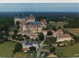 CPSM 24 BIRON VUE DU CIEL    Grand Format 15 X 10,5 - France