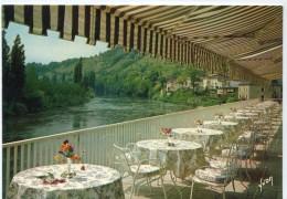 CPSM 24 LE BUGUE HOTEL ROYAL VEZERE   Grand Format 15 X 10,5 - France