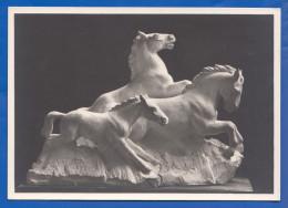 Kunst; Haffenrichter Hans; Drei Pferde - Sculptures