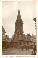 HONFLEUR, Le Clocher Sainte Catherine - Honfleur