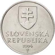 Slovaquie, 20 Halierov, 1994, SPL, Aluminium, KM:18 - Slovaquie