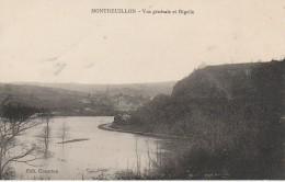 58 - MONTREUILLON - Vue Générale Et Rigolle - France