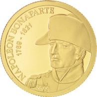 Benin, 1500 Francs CFA, Napoléon Bonaparte, 2011, FDC, Or - Benin