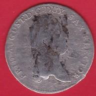 Allemagne - Saxe 1/3 Thaler - Argent - 1788 - B/TB - Sonstige