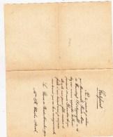 Certificat De Travailo - La Chaux De Fonds ... 1905 Et 1905 - Manuscrits