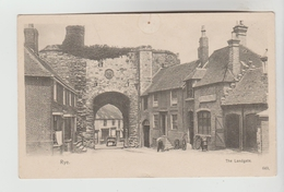 CPSM RYE (Angleterre-Sussex) - The Landgate - Rye