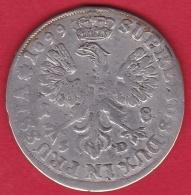 Allemagne - Brandenburg 18 Groscher Argent 1699 - TB - Other