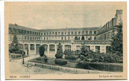 GUERET (23) - Le Lycée De Garçons - Guéret