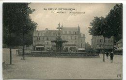 GUERET (23) - Place Bonnyaud - Guéret