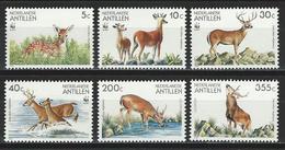 Niederländische Antillen Mi 739-44 ** - Antilles