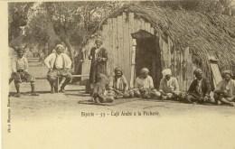 TUNISIE - BIZERTE - Café Arabe à La Pêcherie - Tunisia
