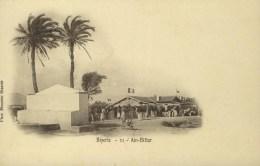 TUNISIE - BIZERTE - Ain Bittar - Restaurant De La Fontaine - Tunisia