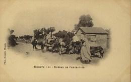 TUNISIE - BIZERTE - Bureau De Perception - Tunisia