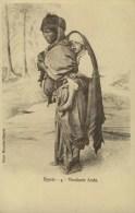 TUNISIE - BIZERTE - Mendiante Arabe - Tunisia
