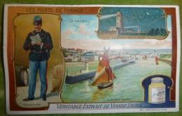 Chromo Liebig - Les Ports De France - Le Havre - Liebig