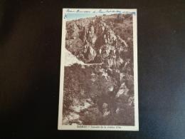 07 Sarras Carte Postale Cascade De La Rivière D'Ay - Other Municipalities