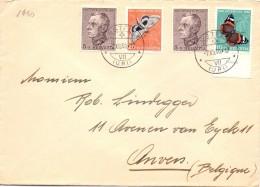 1944  Lettera Dalla Svizzera 12 - Covers & Documents