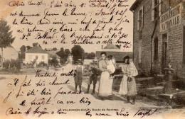 25-DOUBS-VALDAHON-GENDARMERIE-ROUTE DE MORTEAU- - France